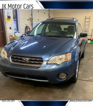 2007 Subaru Outback for sale at JK Motor Cars in Pittsburgh PA