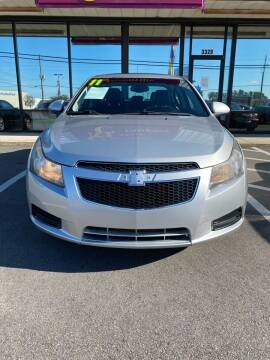 2011 Chevrolet Cruze Limited for sale at East Carolina Auto Exchange in Greenville NC