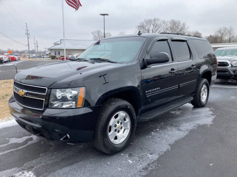 2014 Chevrolet Suburban for sale at McCully's Automotive - Trucks & SUV's in Benton KY