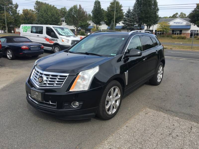 2013 Cadillac SRX for sale at Candlewood Valley Motors in New Milford CT