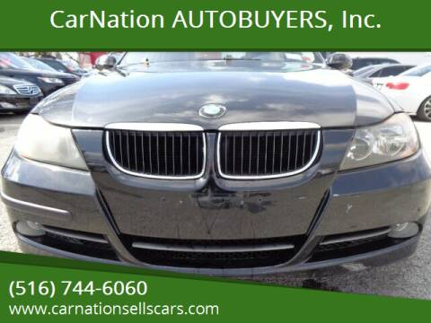 2008 BMW 3 Series for sale at CarNation AUTOBUYERS, Inc. in Rockville Centre NY