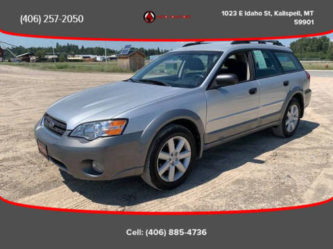 2007 Subaru Outback for sale at Auto Solutions in Kalispell MT