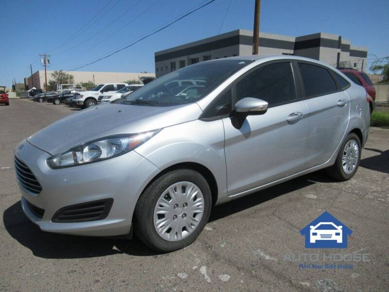 2015 Ford Fiesta for sale at AUTO HOUSE TEMPE in Tempe AZ