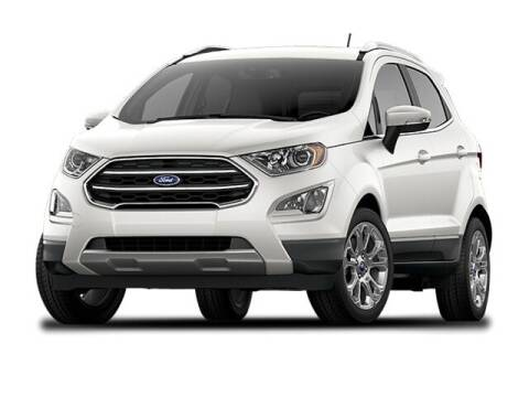 2018 Ford EcoSport for sale at Show Low Ford in Show Low AZ