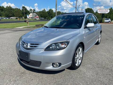 2006 Mazda MAZDA3 for sale at CVC AUTO SALES in Durham NC
