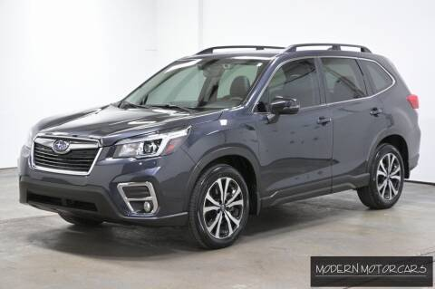 2019 Subaru Forester for sale at Modern Motorcars in Nixa MO