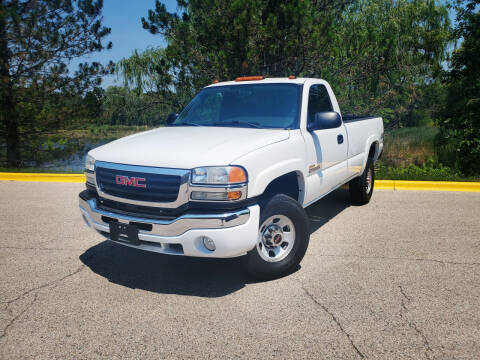 2007 GMC Sierra 3500 Classic for sale at Excalibur Auto Sales in Palatine IL