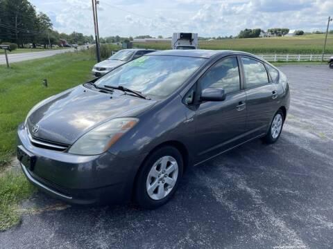 2008 Toyota Prius for sale at Biron Auto Sales LLC in Hillsboro OH