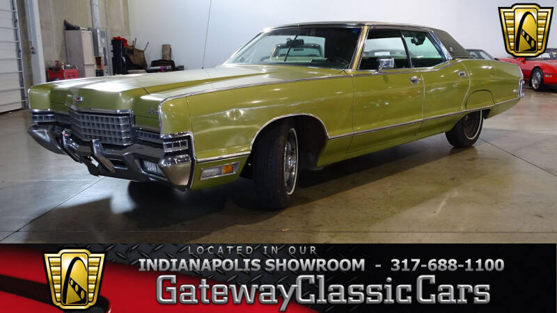 1972 Mercury Marquis for sale in O Fallon, IL