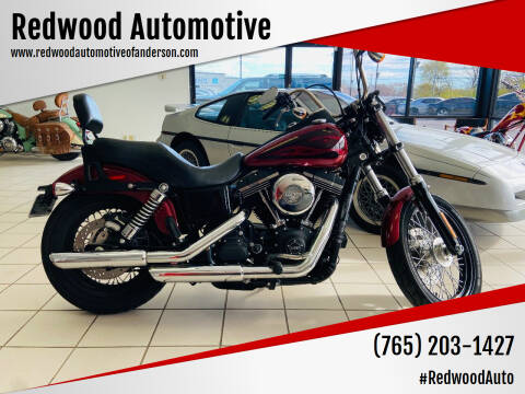 2017 Harley-Davidson STREET BOB for sale at Redwood Automotive in Anderson IN