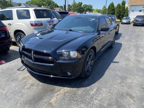2014 Dodge Charger for sale at CLASSIC MOTOR CARS in West Allis WI