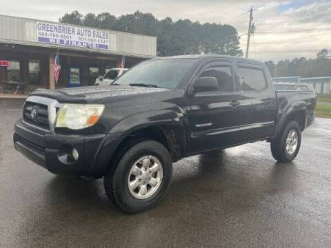 2006 Toyota Tacoma for sale at Greenbrier Auto Sales in Greenbrier AR