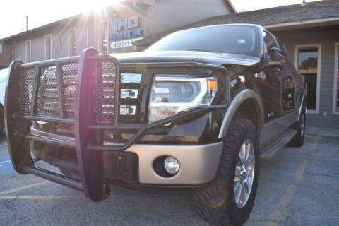 2013 Ford F-150 for sale at IMD Motors in Richardson TX
