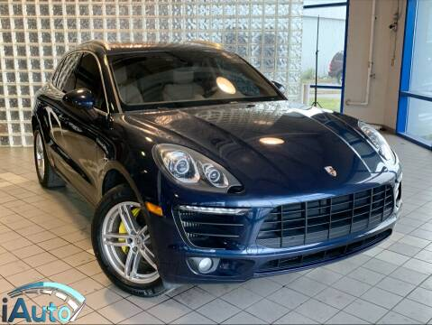 2016 Porsche Macan for sale at iAuto in Cincinnati OH