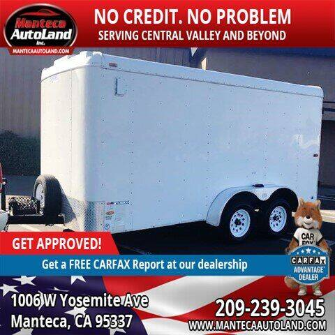 2005 INTERSTATE WEST TRAILER for sale at Manteca Auto Land in Manteca CA