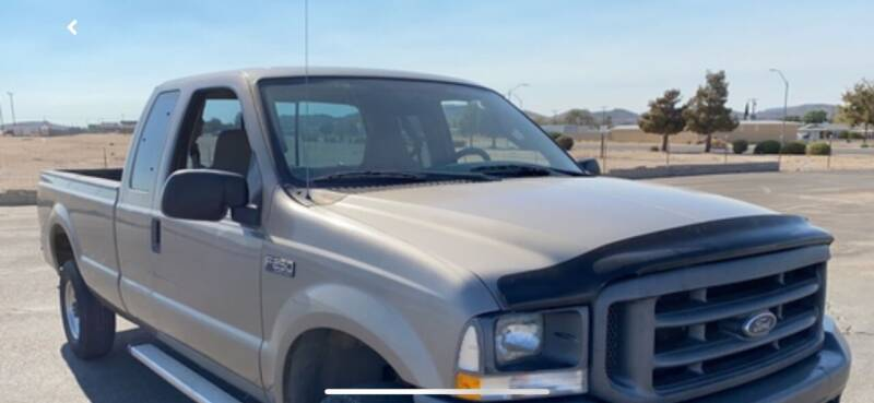 2004 Ford F-250 Super Duty for sale at EV Auto Sales LLC in Sun City AZ