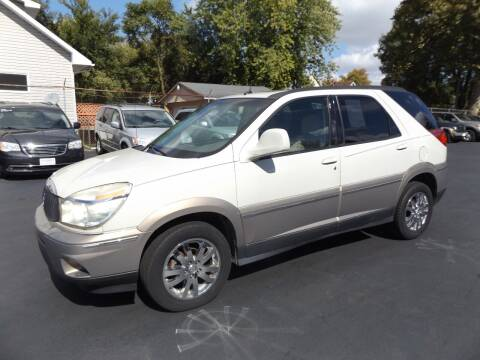 2006 Buick Rendezvous for sale at Goodman Auto Sales in Lima OH