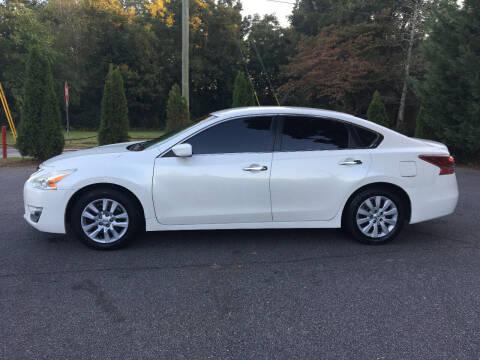 2013 Nissan Altima for sale at Diamond Auto Sales in Lexington NC