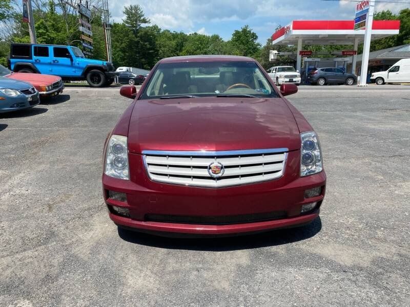 2006 Cadillac STS for sale at 390 Auto Group in Cresco PA