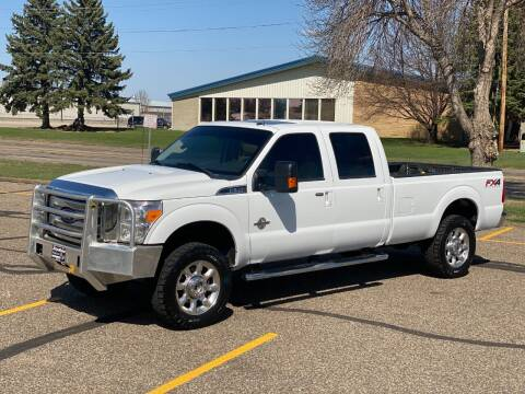 2014 Ford F-350 Super Duty for sale at BISMAN AUTOWORX INC in Bismarck ND
