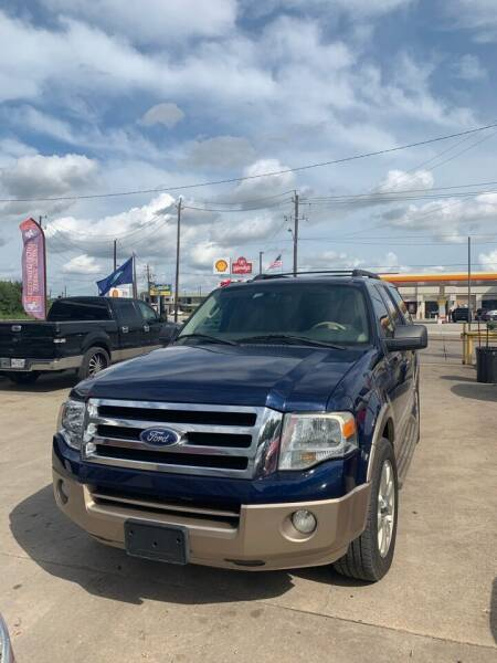 2011 Ford Expedition for sale at Houston Auto Emporium in Houston TX