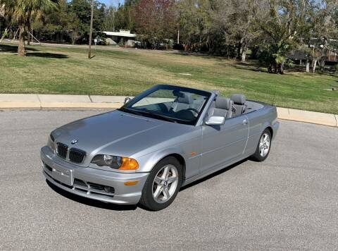 2003 BMW 3 Series for sale at P J'S AUTO WORLD-CLASSICS in Clearwater FL