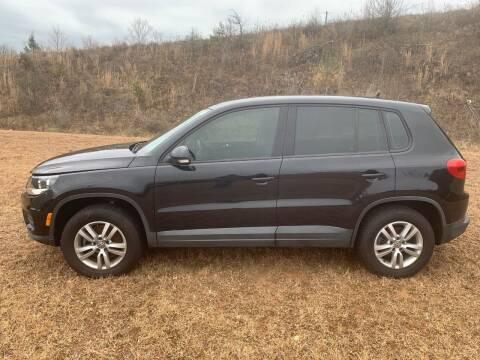 2012 Volkswagen Tiguan for sale at Elite Auto Brokers in Lenoir NC