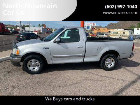 2002 Ford F-150 for sale at North Mountain Car Co in Phoenix AZ