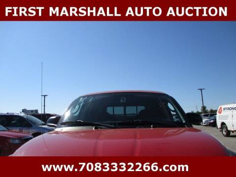2002 Dodge Dakota for sale at First Marshall Auto Auction in Harvey IL