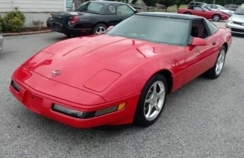 1992 Chevrolet Corvette for sale at JacksonvilleMotorMall.com in Jacksonville FL