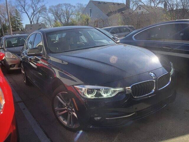2017 BMW 3 Series for sale at SOUTHFIELD QUALITY CARS in Detroit MI