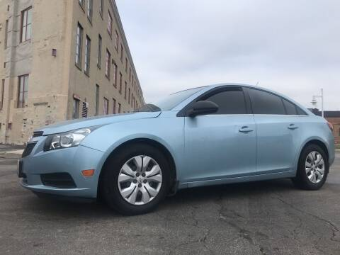 2012 Chevrolet Cruze for sale at Budget Auto Sales Inc. in Sheboygan WI