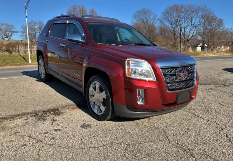 2011 GMC Terrain for sale at InstaCar LLC in Independence MO