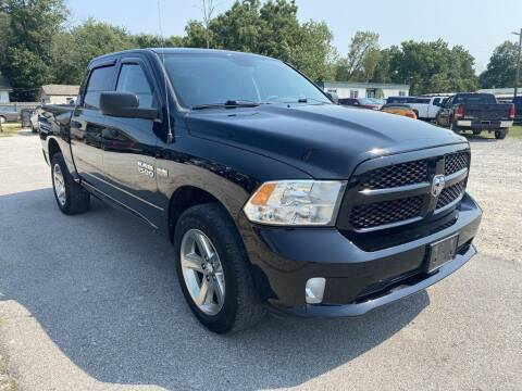 2014 RAM Ram Pickup 1500 for sale at 2EZ Auto Sales in Indianapolis IN