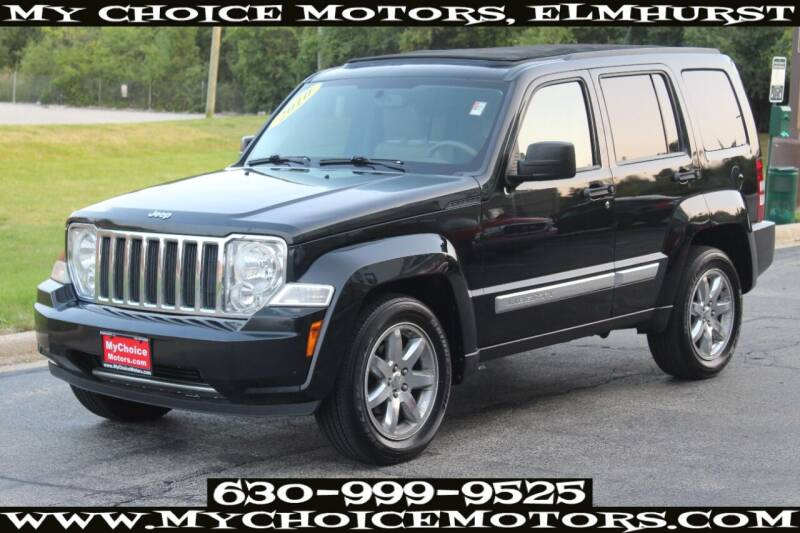 2010 Jeep Liberty for sale at Your Choice Autos - My Choice Motors in Elmhurst IL