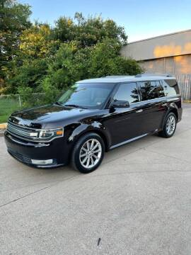 2013 Ford Flex for sale at Executive Motors in Hopewell VA