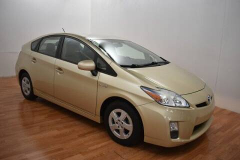 2010 Toyota Prius for sale at Paris Motors Inc in Grand Rapids MI