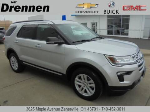 2019 Ford Explorer for sale at Jeff Drennen GM Superstore in Zanesville OH