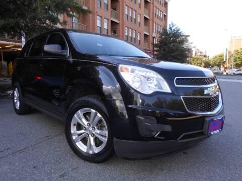 2012 Chevrolet Equinox for sale at H & R Auto in Arlington VA