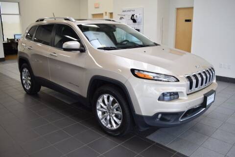 2014 Jeep Cherokee for sale at BMW OF NEWPORT in Middletown RI