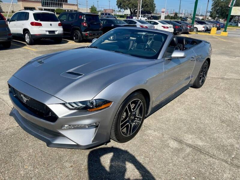 2020 Ford Mustang for sale at Southeast Auto Inc in Baton Rouge LA