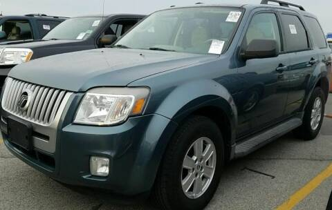 2010 Mercury Mariner for sale at WEST END AUTO INC in Chicago IL