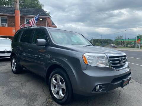 2012 Honda Pilot for sale at Bloomingdale Auto Group - The Car House in Butler NJ