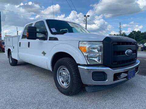 2011 Ford F-250 Super Duty for sale at Marvin Motors in Kissimmee FL