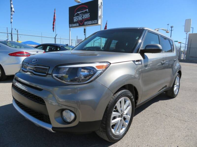 2018 Kia Soul for sale at Moving Rides in El Paso TX