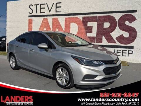 2017 Chevrolet Cruze for sale at The Car Guy powered by Landers CDJR in Little Rock AR