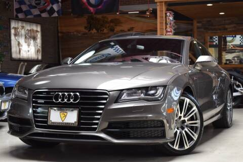 2012 Audi A7 for sale at Chicago Cars US in Summit IL