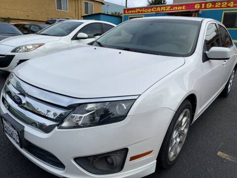 2011 Ford Fusion for sale at CARZ in San Diego CA