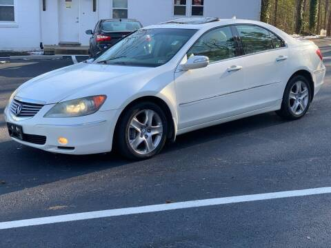 2005 Acura RL for sale at XCELERATION AUTO SALES in Chester VA