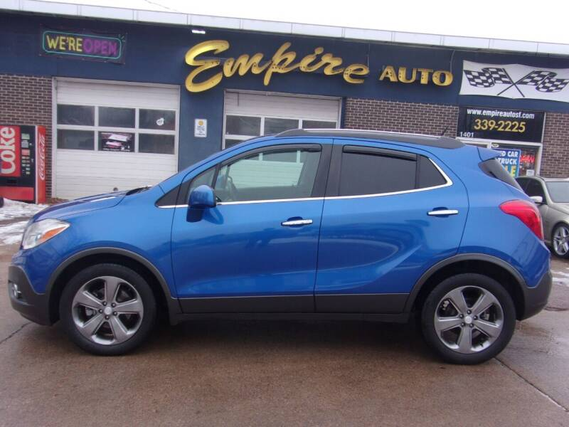 2013 Buick Encore for sale at Empire Auto Sales in Sioux Falls SD